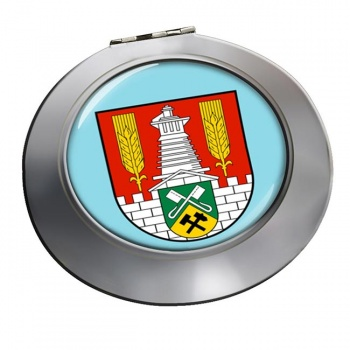 Salzgitter (Germany) Round Mirror