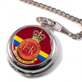 Royal Military Academy Sandhurst Pocket Watch