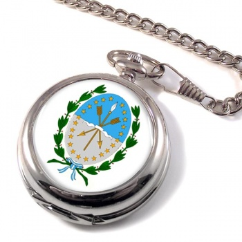 Argentine Santa Fe Pocket Watch
