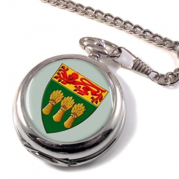 Saskatchewan (Canada) Pocket Watch
