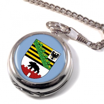 Sachsen-Anhalt (Germany) Pocket Watch