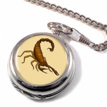 Scorpion Pocket Watch