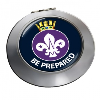 Sea Scouts Chrome Mirror