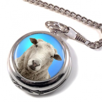 Sheep Pocket Watch