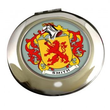 Smith Germany Coat of Arms Chrome Mirror