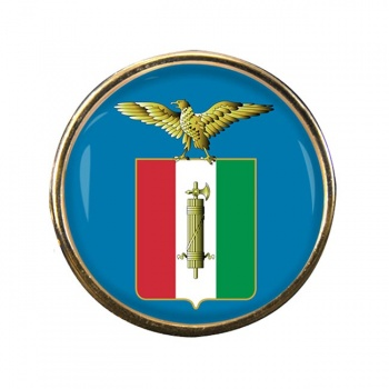 Repubblica Sociale Italiana (Italy) Round Pin Badge