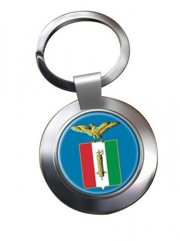 Repubblica Sociale Italiana (Italy) Metal Key Ring