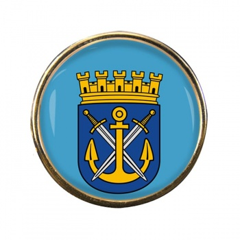 Solingen (Germany) Round Pin Badge
