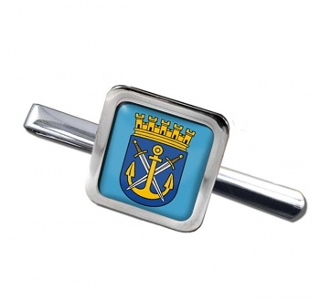 Solingen (Germany) Square Tie Clip