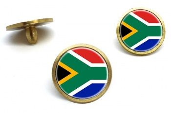 South Africa Golf Ball Marker