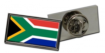 South Africa Flag Pin Badge