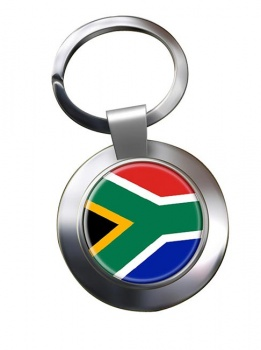 South Africa Metal Key Ring