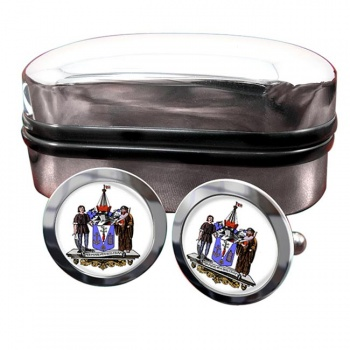 Southend-on-Sea (England) Crest Cufflinks