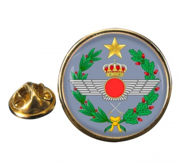 Eje�rcito del Aire Round Pin Badge