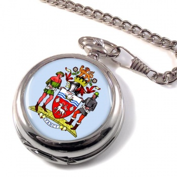 St. John's (Canada) Pocket Watch