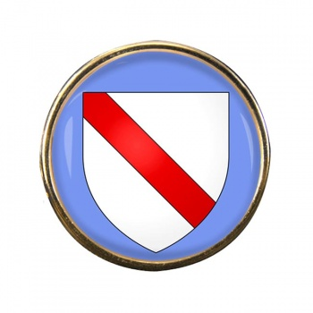 Strasbourg (France) Round Pin Badge