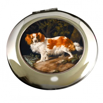 King Charles Spaniel by George Stubbs Mirror