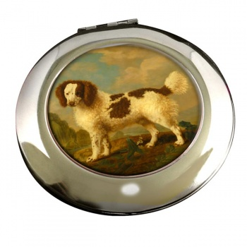 Norfolk Spaniel by George Stubbs Mirror