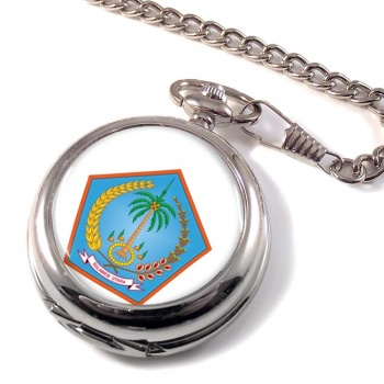 Sulawesi Utara (Indonesia) Pocket Watch