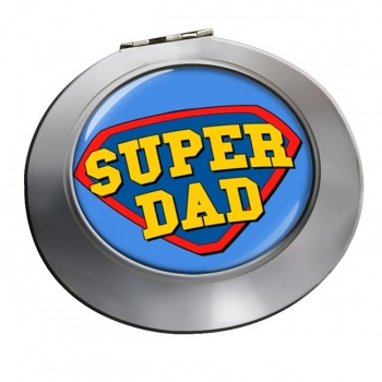 Super Dad Chrome Mirror