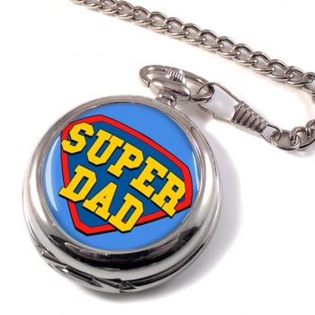 Super Dad Pocket Watch