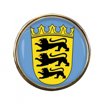 Schwaben (Germany) Round Pin Badge