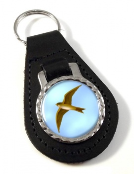 Swift Leather Key Fob