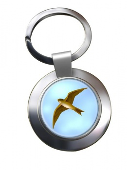 Swift Metal Key Ring
