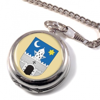 Szombathely (Hungary) Pocket Watch