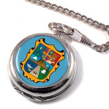 Tamaulipas (Mexico) Pocket Watch