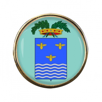 Terni (Italy) Round Pin Badge