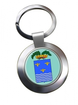 Terni (Italy) Metal Key Ring