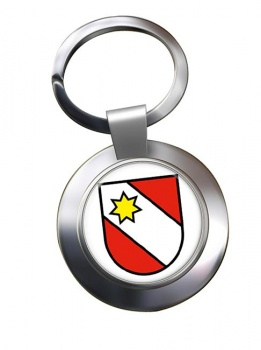 Thun (Switzerland) Metal Key Ring
