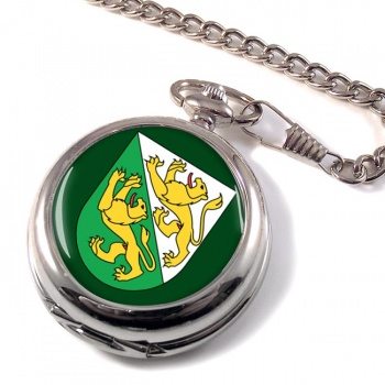 Thurgau (Switzerland) Pocket Watch