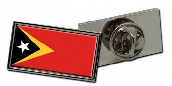 East Timor Flag Pin Badge