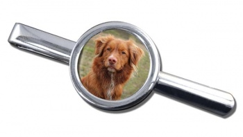 Nova Scotia Duck Tolling Retriever Tie Clip
