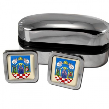 Tolna Square Cufflinks