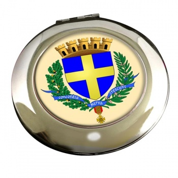 Toulon (France) Round Mirror