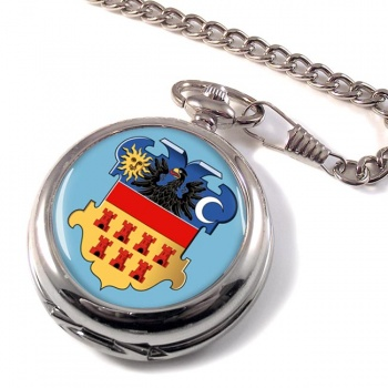 Transylvania (Romania) Pocket Watch