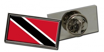 Trinidad and Tobago Flag Pin Badge