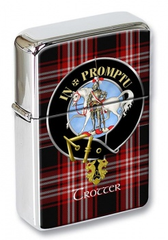 Trotter Scottish Clan Flip Top Lighter