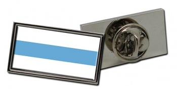 Argentine Tucuman Flag Pin Badge