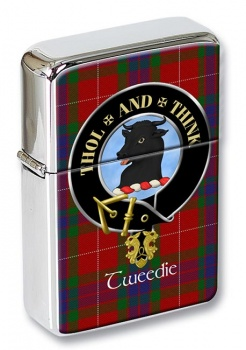 Tweedie Scottish Clan Flip Top Lighter