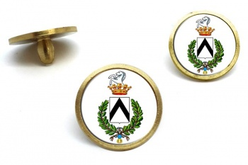 Udine (Italy) Golf Ball Marker