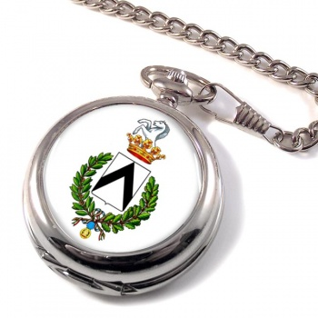 Udine (Italy) Pocket Watch