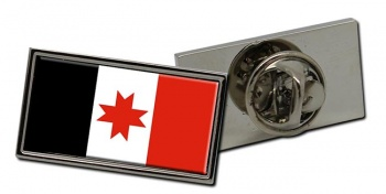 Udmurtia Flag Pin Badge