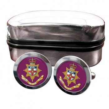 University of London OTC Round Cufflinks