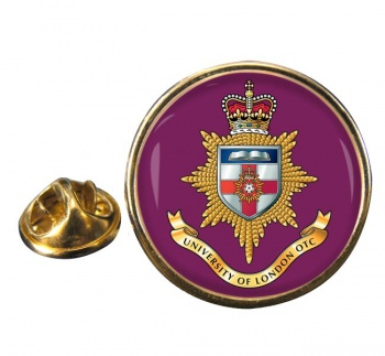 University of London OTC Round Pin Badge