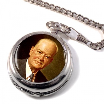 President Herbert Hoover Pocket Watch