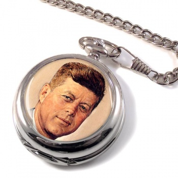 President John F. Kennedy Pocket Watch